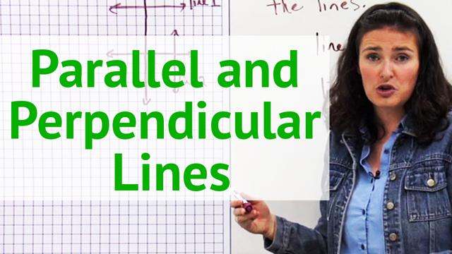 Parallel and Perpendicular Lines - Concept