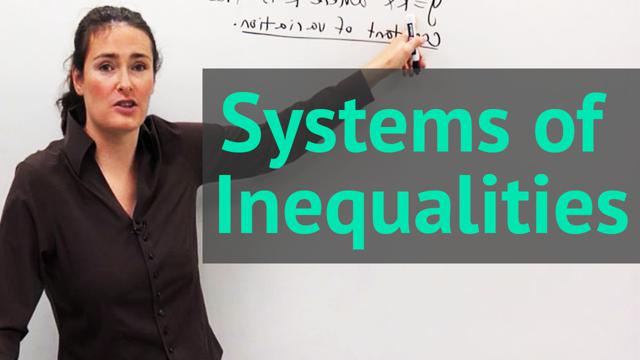 Systems of Inequalities - Concept