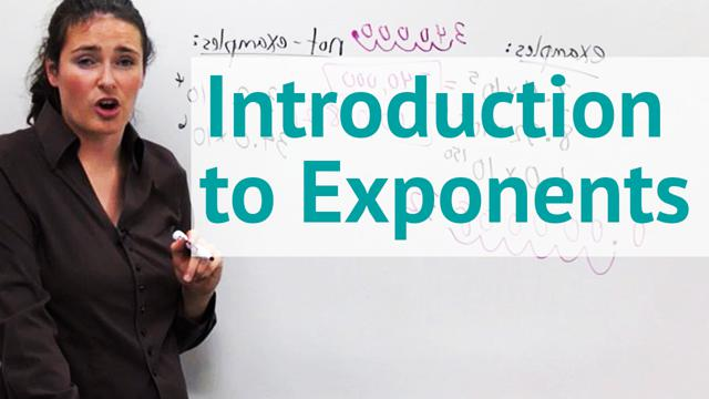 Introduction to Exponents - Concept