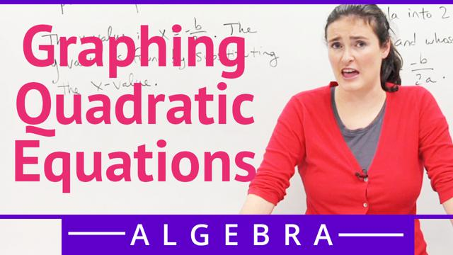 Graphing Quadratic Equations - Concept