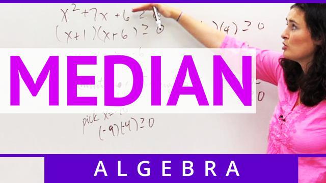 Median - Concept