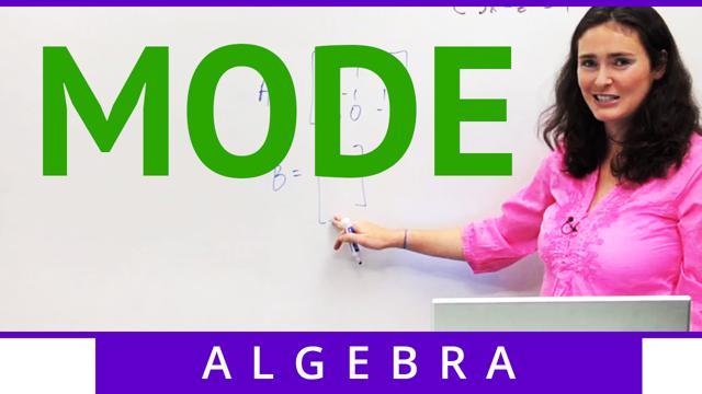 Mode - Concept