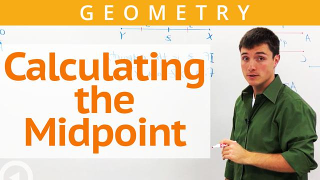 Calculating the Midpoint - Concept
