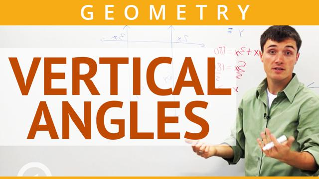 Vertical Angles - Concept