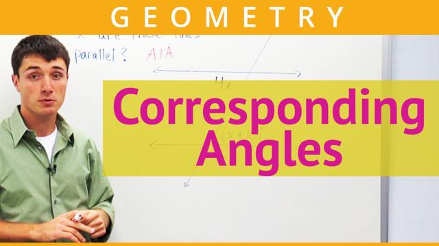 Corresponding Angles - Concept