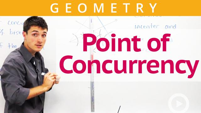 Point Of Concurrency Concept Geometry Video By Brightstorm