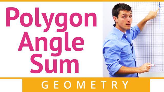 Polygon Angle Sum - Concept