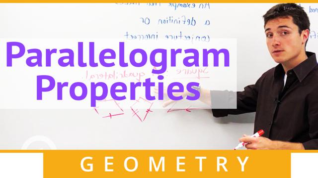 Parallelogram Properties - Concept