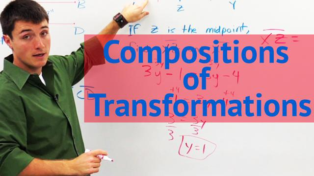 Compositions of Transformations - Concept