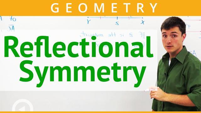 Reflectional Symmetry - Concept