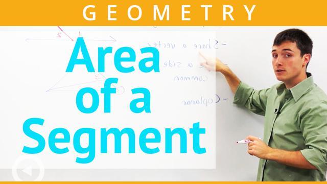 Area of a Segment - Concept