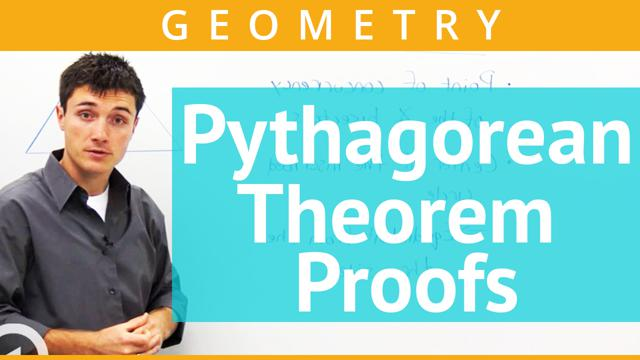 Pythagorean Theorem Proofs - Concept