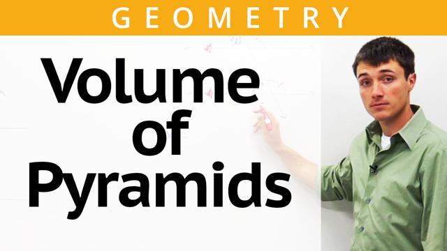 Volume of Pyramids - Concept