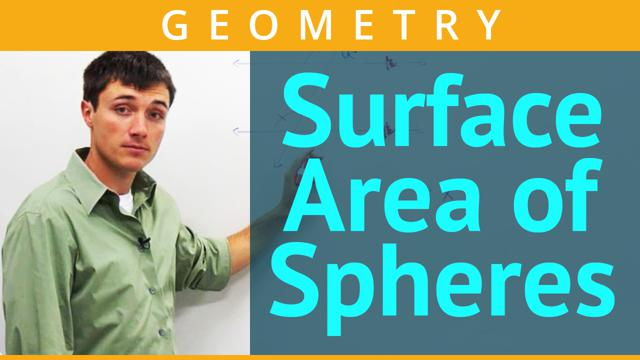Surface Area of Spheres - Concept