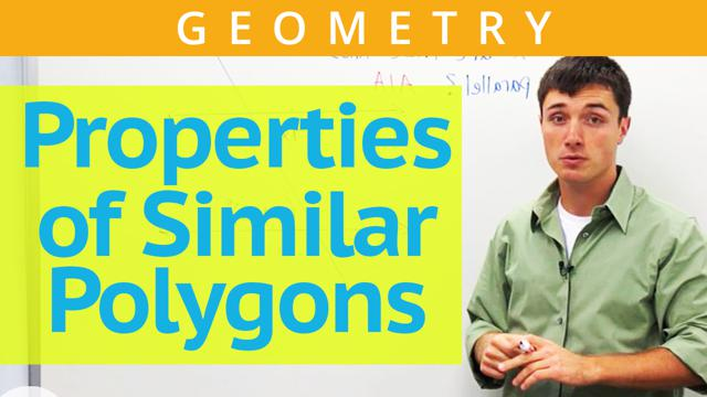 Properties of Similar Polygons - Concept