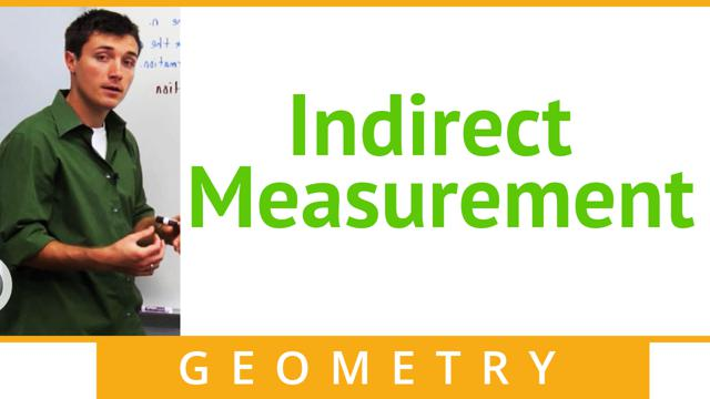 Indirect Measurement - Concept