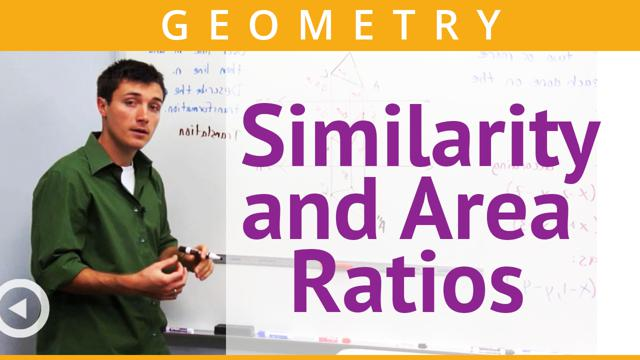 Similarity and Area Ratios - Concept