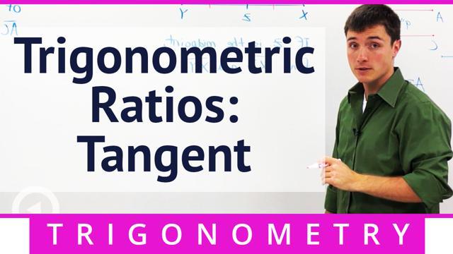 Trigonometric Ratios: Tangent - Concept