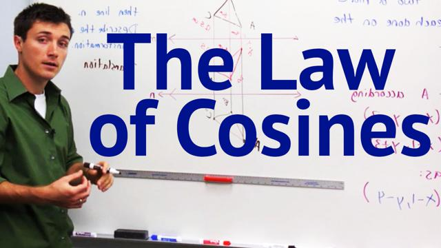 The Law of Cosines - Concept