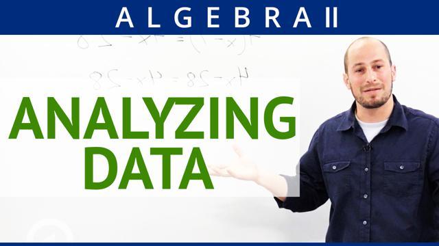 Analyzing Data - Concept