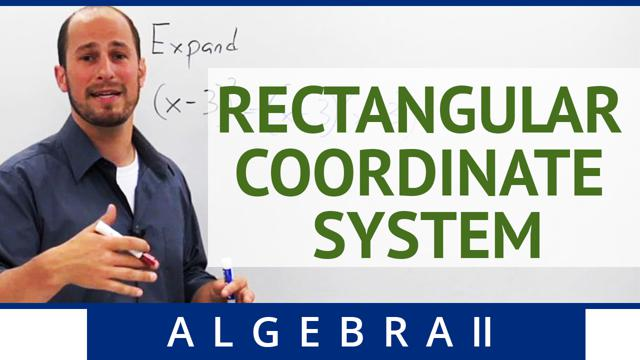 Rectangular Coordinate System - Concept