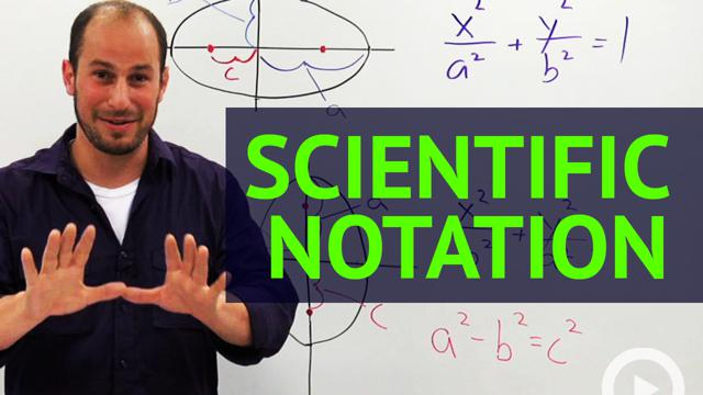 Scientific Notation - Concept