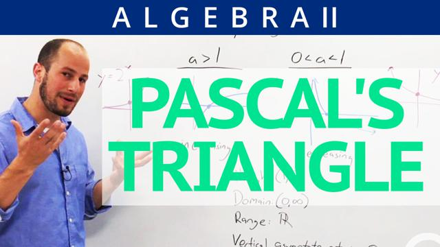 Pascal's Triangle  - Concept