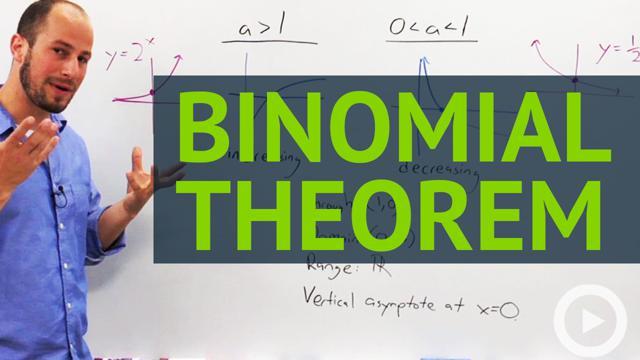 Binomial Theorem - Concept
