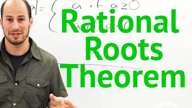 Rational Roots Theorem - Concept