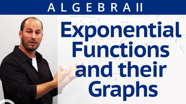 Exponential Functions and their Graphs - Concept