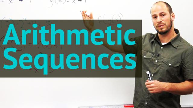 Arithmetic Sequences - Concept
