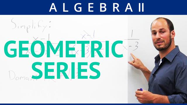 Geometric Series - Concept