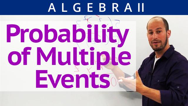 Probability of Multiple Events - Concept