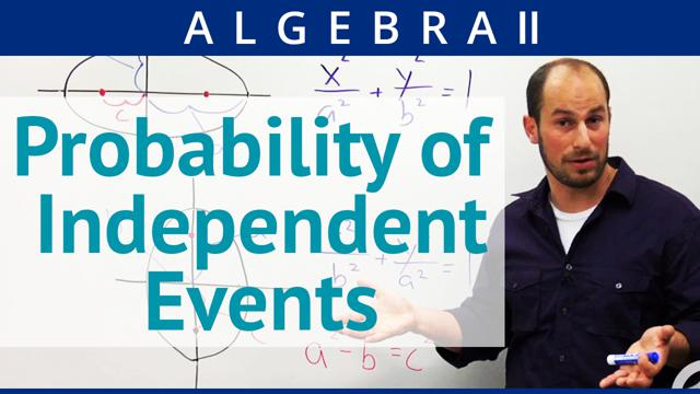 Probability of Independent Events - Concept