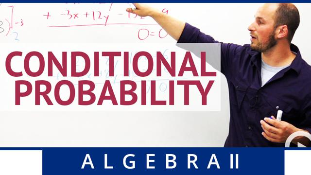 Conditional Probability - Concept