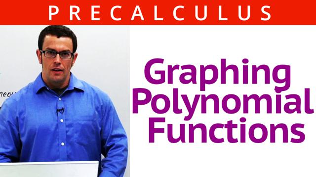 Graphing Polynomial Functions - Concept