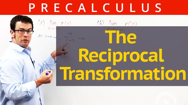The Reciprocal Transformation - Concept