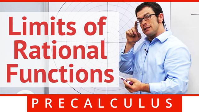 Limits of Rational Functions - Concept