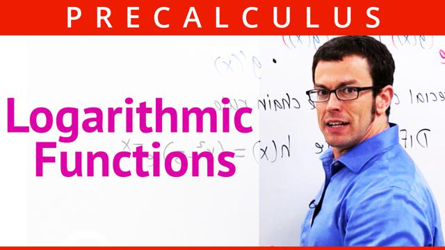Logarithmic Functions - Concept