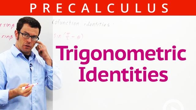 Trigonometric Identities - Concept