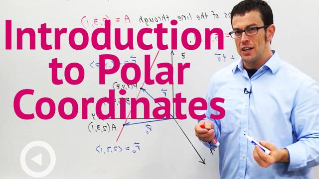 Introduction to Polar Coordinates - Concept