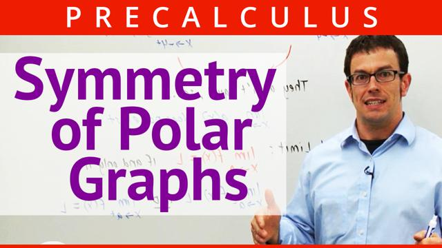 Symmetry of Polar Graphs - Concept