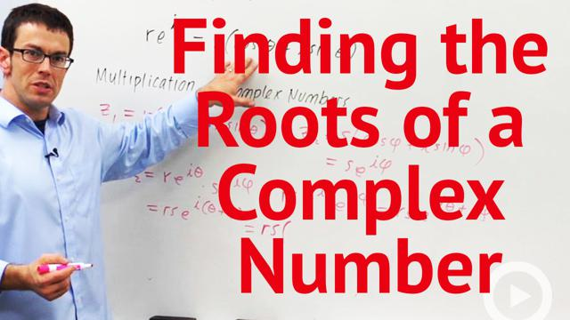 Finding the Roots of a Complex Number - Concept