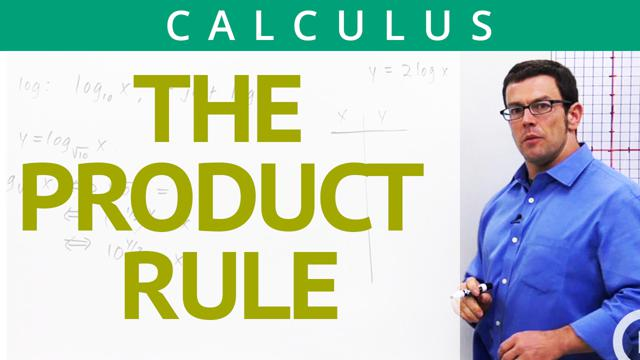The Product Rule - Concept
