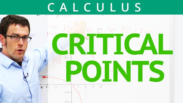 Critical Points - Concept