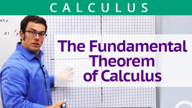 The Fundamental Theorem of Calculus - Concept