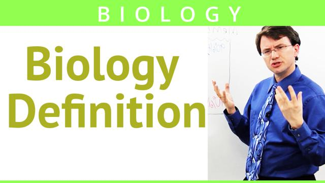 Foundation of Biology