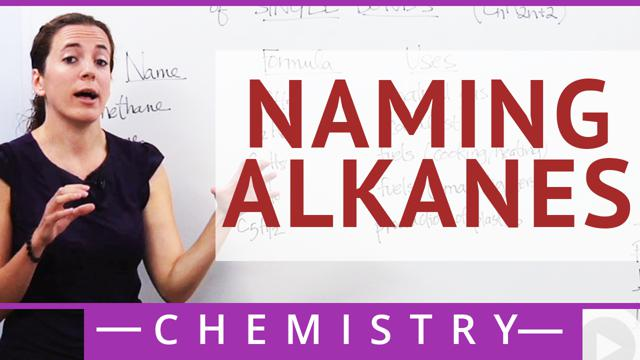 Naming Alkanes Concept Chemistry Video By Brightstorm
